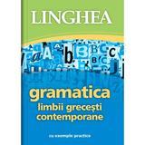 Gramatica limbii grecesti contempotane, editura Linghea
