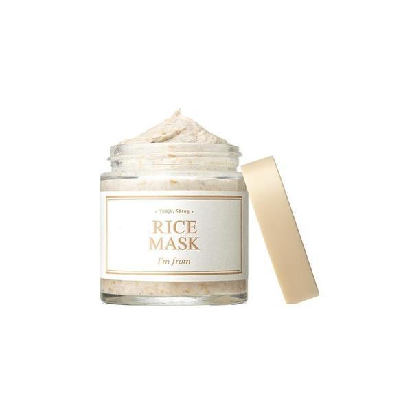 Masca de fata - I'm from Rice Mask 120g imagine