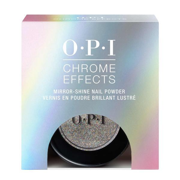 Pudra pentru Unghii cu Stralucire de Oglinda OPI - OPI Chrome Effects Mirror Shine Nail Powder Mixed Metals, 3 g