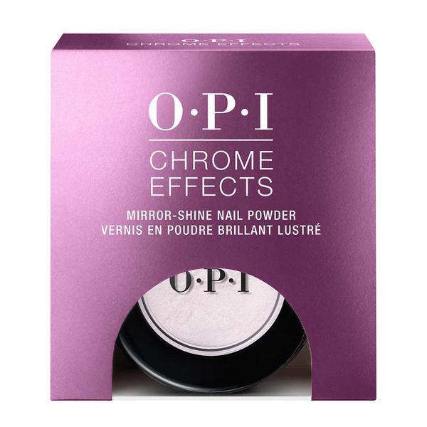 Pudra pentru Unghii cu Stralucire de Oglinda OPI - OPI Chrome Effects Mirror Shine Nail Powder Pay Me in Rubies, 3 g