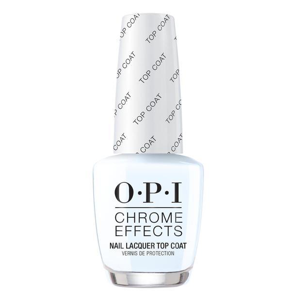 Top de Sigilare pentru Lac Clasic de Unghii OPI - Opi Chrome Effects Nail Lacquer Top Coat, 15 ml imagine produs