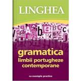 Gramatica limbii portugheze contemporane cu exemple practice, editura Linghea