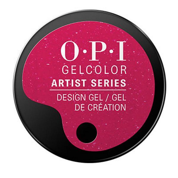 Gel Unghii Semipermanent pentru Design - OPI GelColor Artist Series Cinna Money Talks, 6 g imagine produs