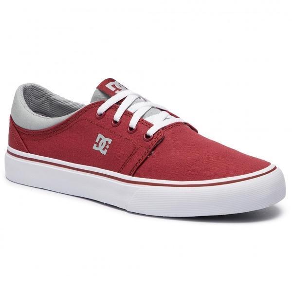 Tenisi barbati DC Shoes Trase Tx ADYS300126-DKR, 47, Rosu
