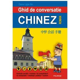 Ghid de conversatie chinez-roman, editura Polirom