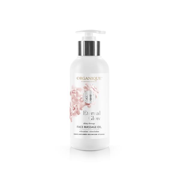 Ulei masaj facial Eternal Glow, Organique, 250 ml