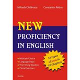 New proficiency in english + key to exercises - Mihaela Chilarescu, Constantin Paidos, editura Polirom