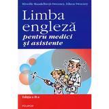 Limba engleza pentru medici si asistente - M. Mandelbrojt-Sweeney, editura Polirom
