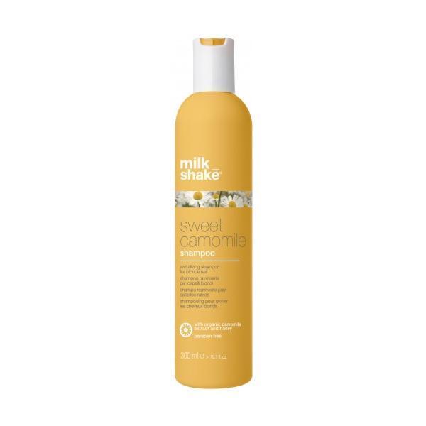 Sampon pentru păr blond, Milk Shake Sweet Camomile, 300ml