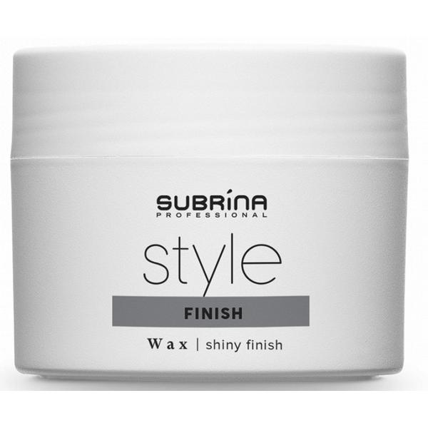 Ceara pentru Par - Subrina Professional Style Shinny Finish, 100 ml imagine produs