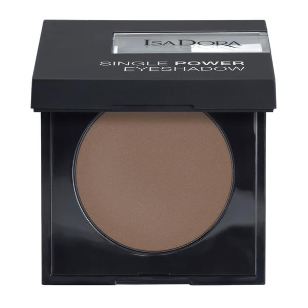 Fard de Pleoape - Single Power Eyeshadow Isadora, nuanta 02 Mocha Bisque