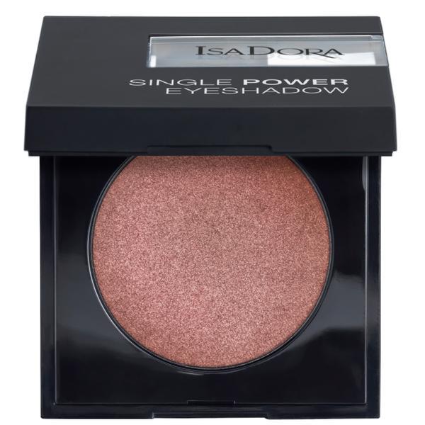 Fard de Pleoape - Single Power Eyeshadow Isadora, nuanta 06 Peach Pearl