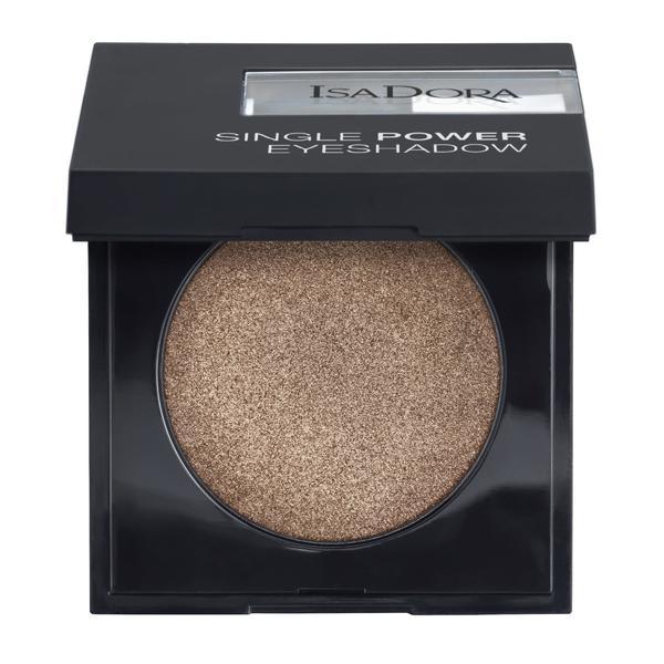 Fard de Pleoape - Single Power Eyeshadow Isadora, nuanta 08 Golden Glow