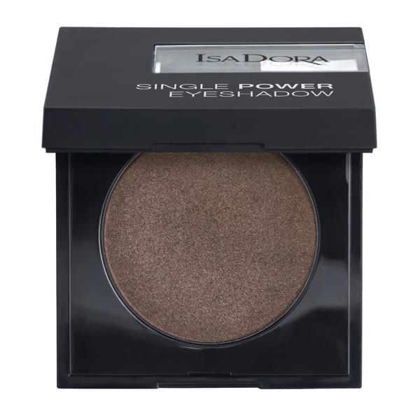 Fard de Pleoape - Single Power Eyeshadow Isadora, nuanta 12 Taupe Metal