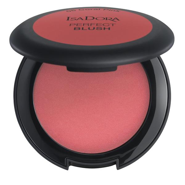 Fard de Obraz - Perfect Blush Isadora 4,5 g, nuanta 05 Coral Pink