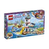 LEGO Friends - Centrul de salvare de la far 41380 pentru 6+ ani