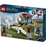 LEGO Harry Potter - Trasura lui Beauxbatons: Sosire la Hogwarts, 75958 pentru 8+