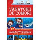 Vanatorii de comori Vol.1 - James Patterson, Chris Grabenstein, editura Corint