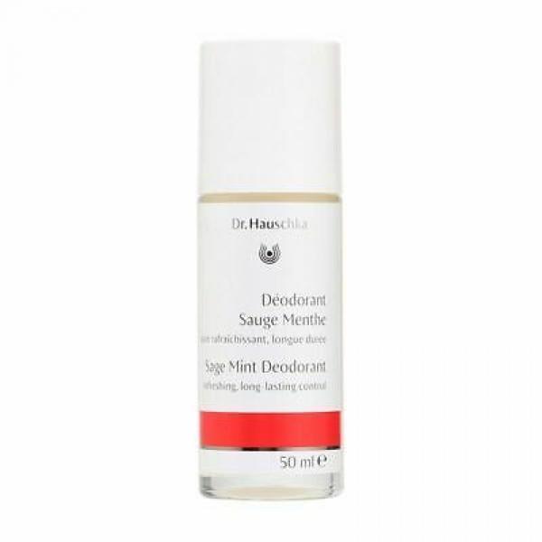 Deodorant Dr Hauschka sage mint 50ml imagine produs