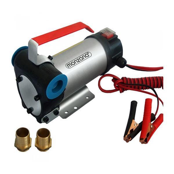 Pompa electrica aspiratie motorina/ulei, 12V, 160W – Caerus Capital