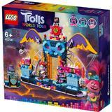 LEGO Trolls - 41254 Concertul din orasul Volcano Rock pentru 6+