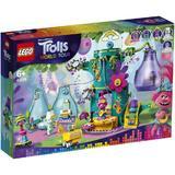 LEGO Trolls - 41255 Sarbatoarea populara din sat pentru 6+ ani