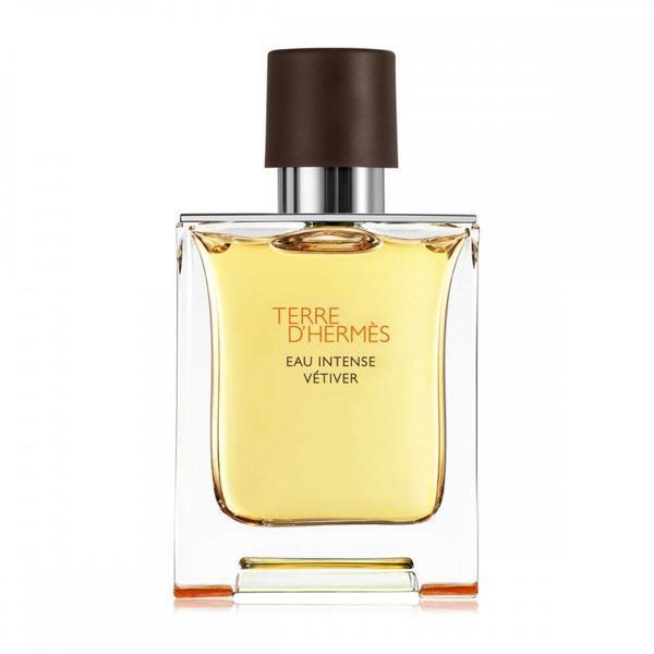 Apa de parfum pentru barbati Hermes terre d'hermes eau intense vetiver 100ml poza