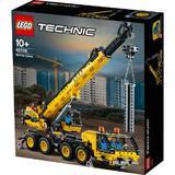 LEGO Technic - 42108 Macara mobila pentru 10+ ani