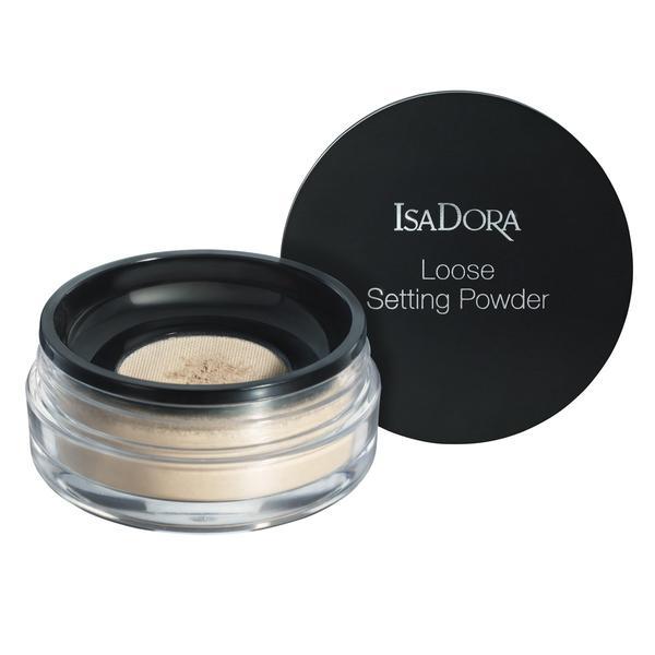 Pudra de Fata - Loose Setting Powder Isadora 7 g, nuanta 03 Fair