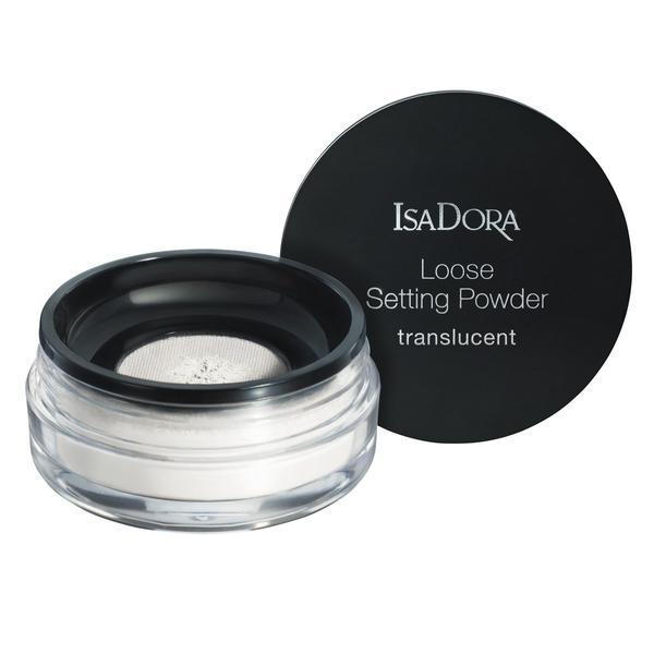 Pudra de Fata Translucida - Loose Setting Powder Translucent Isadora 7 g, nuanta 00 Translucent