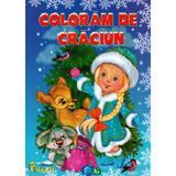 Coloram de Craciun, editura Eduard