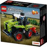 LEGO Technic - 42102 MINI CLAAS XERION pentru 7+ ani
