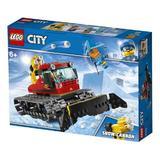 LEGO City - Great Vehicles Compactor de zapada 60222 pentru 6+ ani