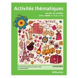 Activites thematiques. Exercitii de vocabular - Clasa 5-6 - Gina Belabed, editura Booklet
