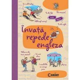 Invata repede engleza, editura Corint