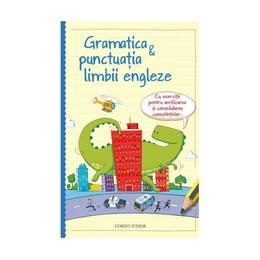 Gramatica si punctuatia limbii engleze, editura Corint