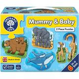 Puzzle Mummy and Baby. Mama si copilul
