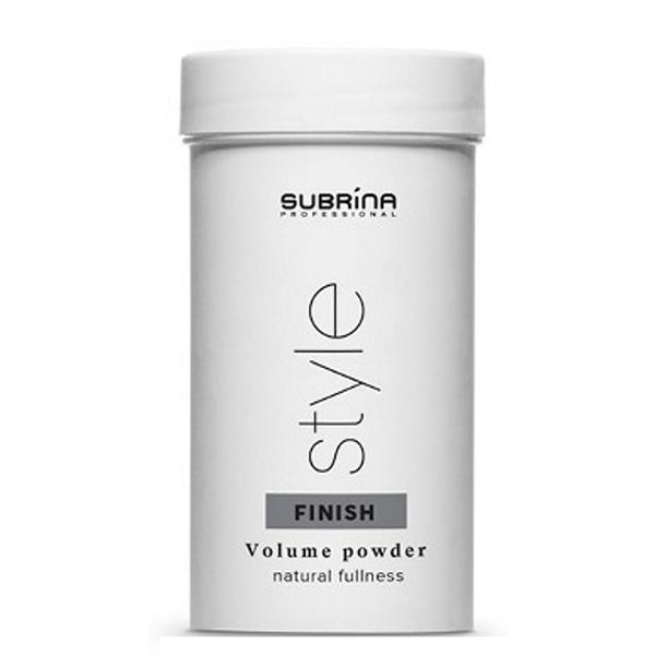 Pudra pentru Volum - Subrina Style Finish Volume Powder Natural Fullness, 10g imagine