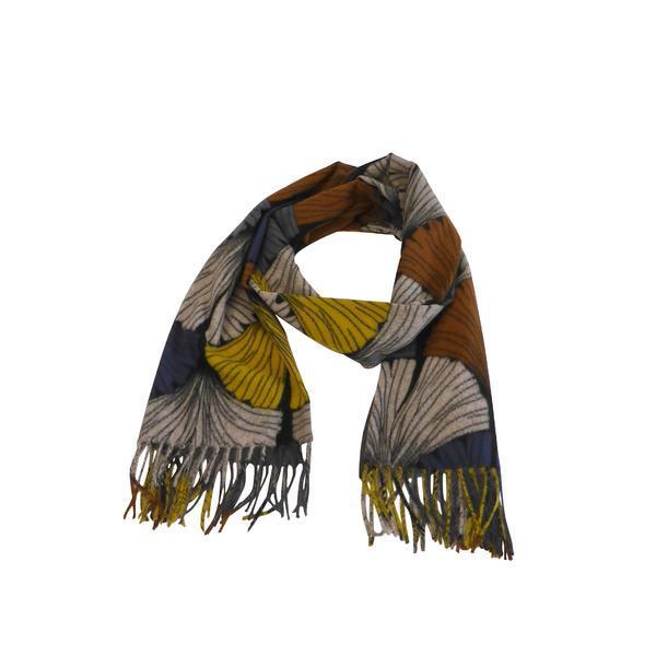 Fular 180 cm x 70 cm, imprimat, multicolor – Univers Fashion