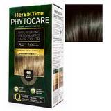 Vopsea pentru Par Herbal Time Phytocare Rosa Impex, nuanta 4N