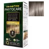 Vopsea pentru Par Herbal Time Phytocare Rosa Impex, nuanta 8A