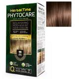 Vopsea pentru Par Herbal Time Phytocare Rosa Impex, nuanta 7NC