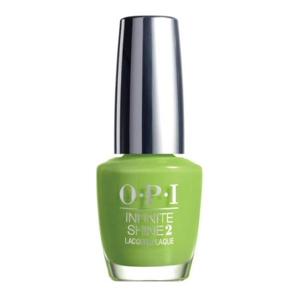 Lac de unghii - OPI IS ToThe Finish Lime,15ml imagine