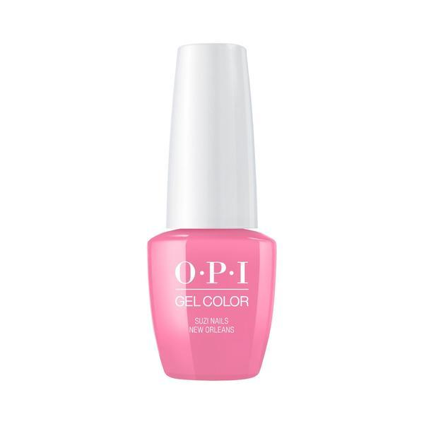 Oja Semipermanenta OPI Gel Color – Suzi Nails New Orleans, 15ml imagine