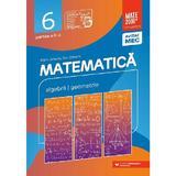 Matematica. Consolidare - Clasa 6 Partea 2 - Maria Zaharia, Dan Zaharia, editura Paralela 45