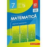 Matematica. Consolidare - Clasa 7 Partea 2 - Anton Negrila, Maria Negrila, editura Paralela 45