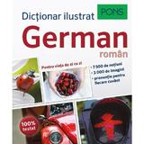 Dictionar ilustrat german-roman. Pons, editura Litera