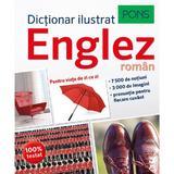 Dictionar ilustrat englez-roman. Pons, editura Litera