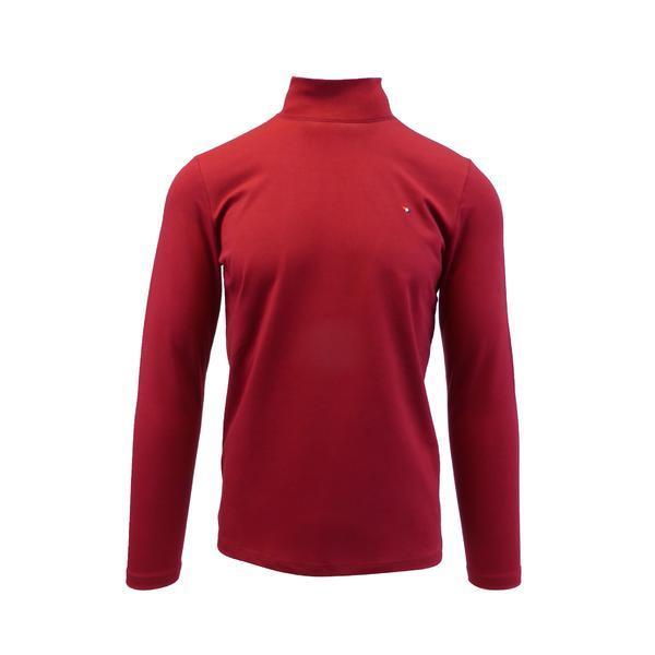 Maleta pentru barbat, Univers Fashion, culoare rosu, XL