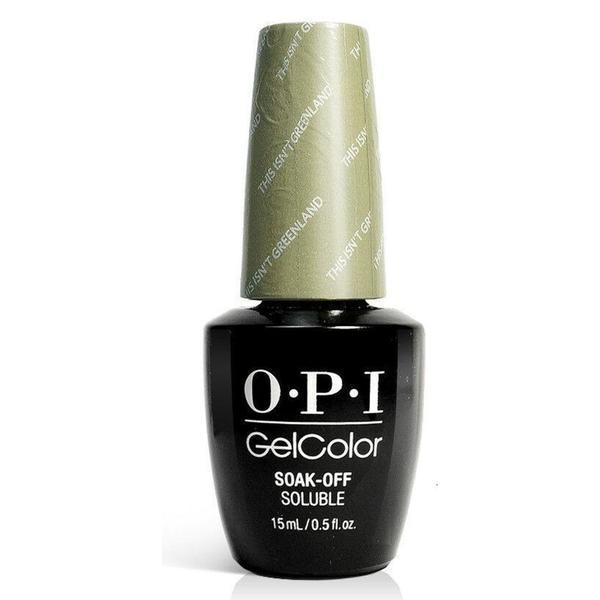 Oja Semipermanenta OPI Gel Color –This Isn't Greenland, 15ml